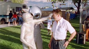 Learning how to get abducted by aliens in Roger Nygard's documentary, Six Days in Roswell